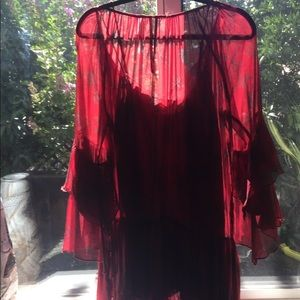 Free People fabulous festival dress pre owned